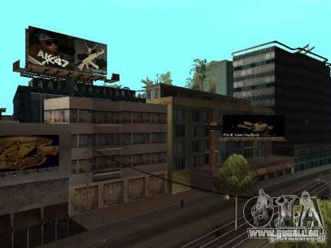 Rep Quartal v1 für GTA San Andreas sechsten Screenshot