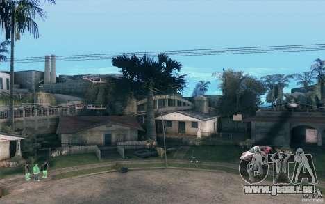 iCEnhancer V3 pour GTA San Andreas troisième écran