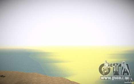 HD Wasser v3. 0 für GTA San Andreas zwölften Screenshot