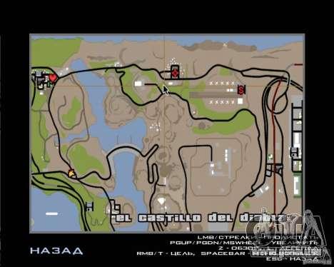 CJ-maire pour GTA San Andreas neuvième écran
