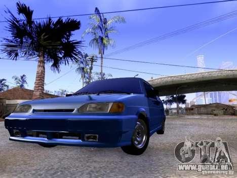 VAZ 2113 Stock pour GTA San Andreas vue de droite
