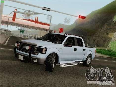 Ford F-150 pour GTA San Andreas laissé vue