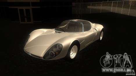 Alfa Romeo Tipo 33 Stradale pour GTA San Andreas