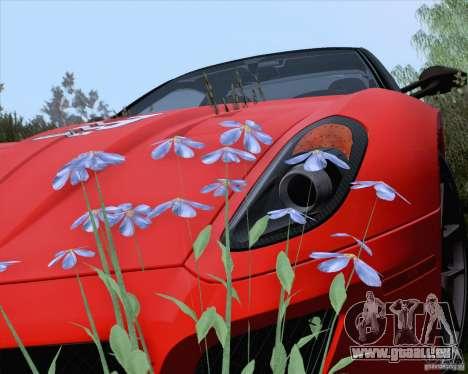 Optix ENBSeries pour PC puissant pour GTA San Andreas sixième écran