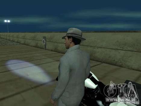 Vito Skalleta v1.5 pour GTA San Andreas troisième écran