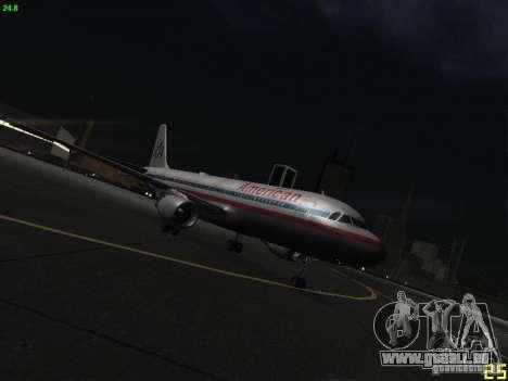Airbus A320 für GTA San Andreas
