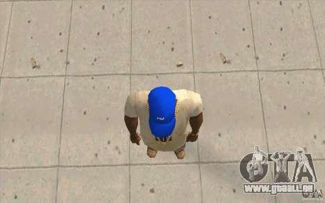 Intel Cap pour GTA San Andreas troisième écran