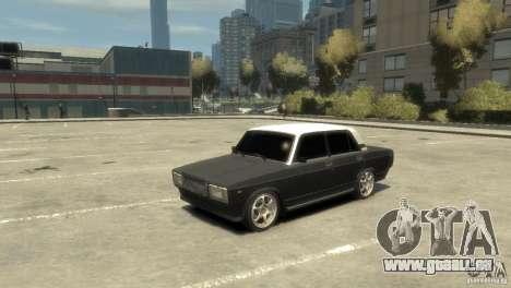 VAZ 2107 v3.0 pour GTA 4