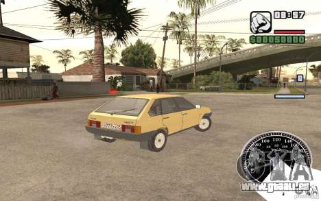 VAZ 21093i für GTA San Andreas rechten Ansicht