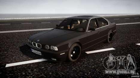 BMW 5 Series E34 540i 1994 v3.0 für GTA 4
