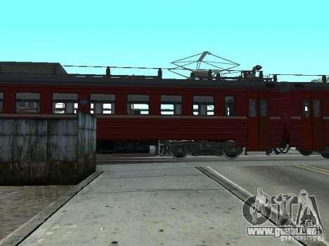 Er9m-576 für GTA San Andreas zurück linke Ansicht