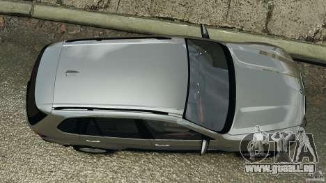 BMW X5 xDrive35d für GTA 4 rechte Ansicht