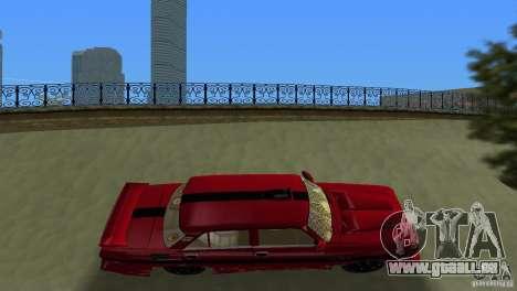 AZLK 2140 pour GTA Vice City vue latérale
