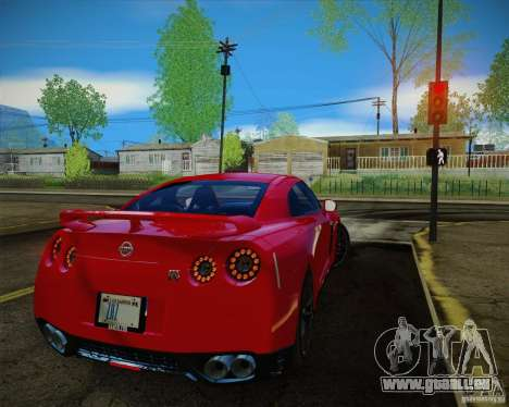 New Playable ENB Series für GTA San Andreas zweiten Screenshot