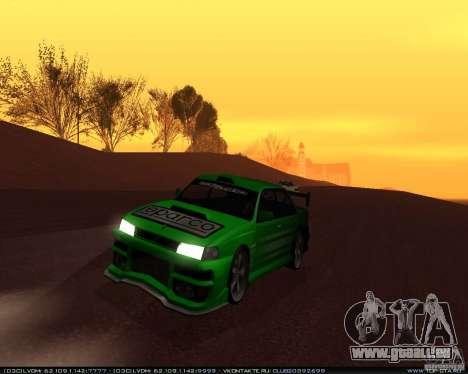 Neue Vinyle Sultan für GTA San Andreas