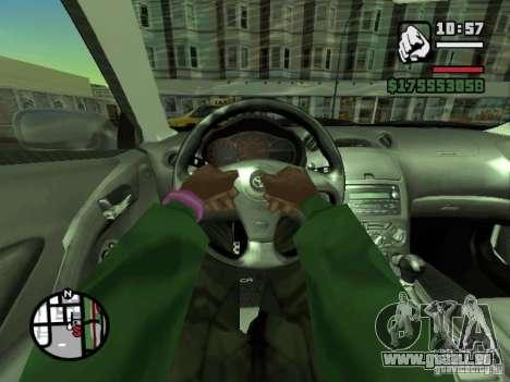 Erste Person (First-Person-mod) für GTA San Andreas