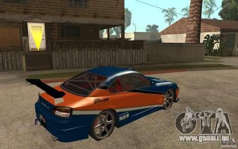 Nissan Silvia Drift für GTA San Andreas rechten Ansicht