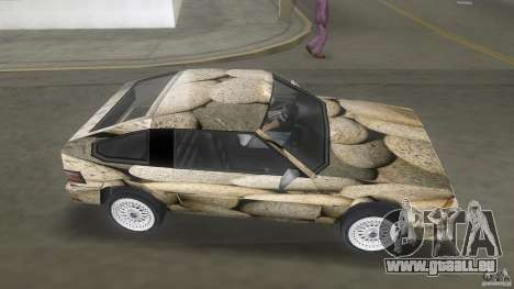 Blista rock stone stock für GTA Vice City zurück linke Ansicht