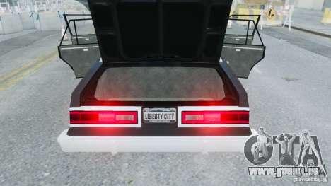 Dodge Diplomat 1983-85 für GTA 4 rechte Ansicht