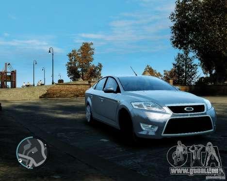 Ford Mondeo 2009 v1.0 pour GTA 4 est une gauche