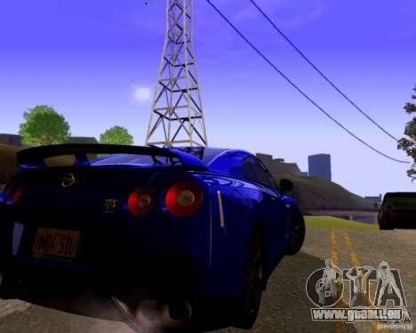 ENBSeries by DeEn WiN v2.1 SA-MP pour GTA San Andreas cinquième écran