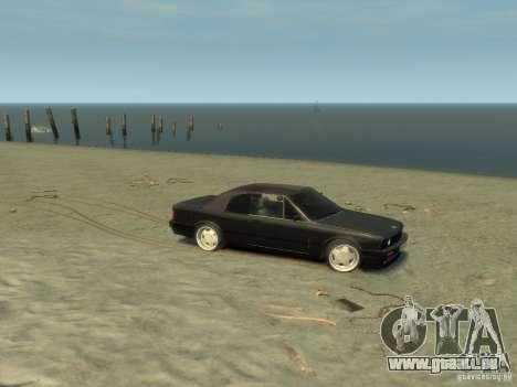 BMW 3-er E30 pour GTA 4 Salon
