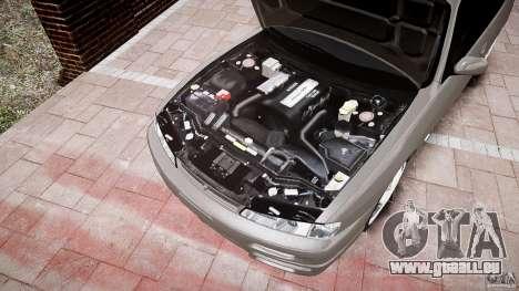 Nissan 200SX pour GTA 4 est une vue de l'intérieur