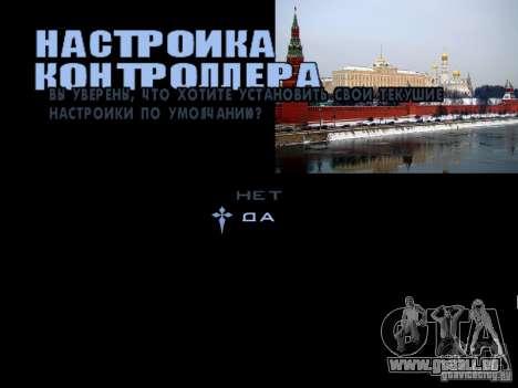 Écran de démarrage de Moscou pour GTA San Andreas cinquième écran