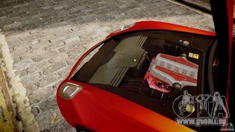 Ferrari 599 GTB pour GTA 4 Vue arrière