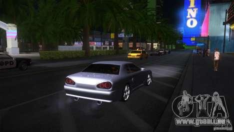 Elegy Drift für GTA San Andreas rechten Ansicht