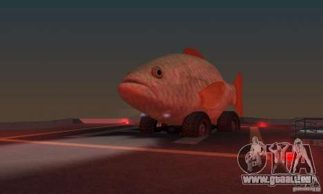 Âz′Mobil′ pour GTA San Andreas