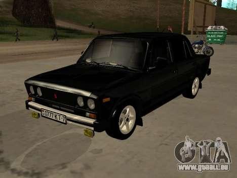 21065 VAZ v2.0 pour GTA San Andreas
