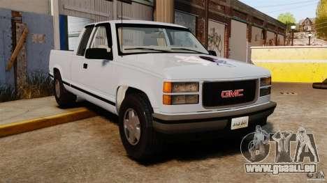 GMC Sierra 1994 pour GTA 4
