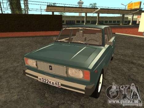 VAZ 2105 v. 2 für GTA San Andreas