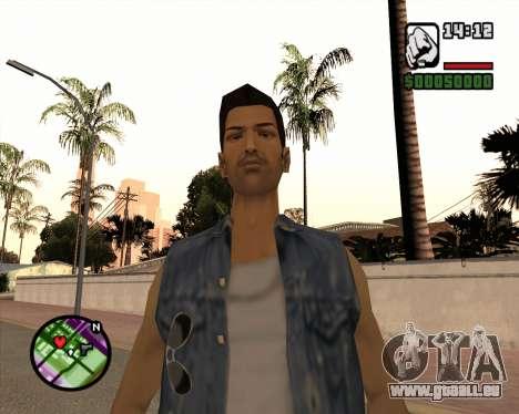 Tommy pour GTA San Andreas deuxième écran