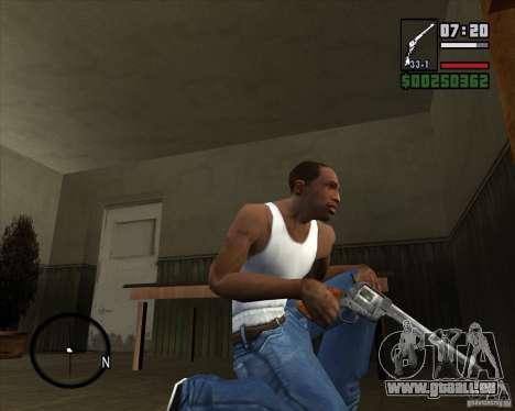 Revolver für GTA San Andreas