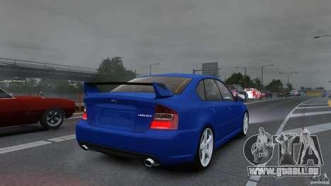 PhotoRealistic ENB V.2 pour GTA 4 dixièmes d'écran