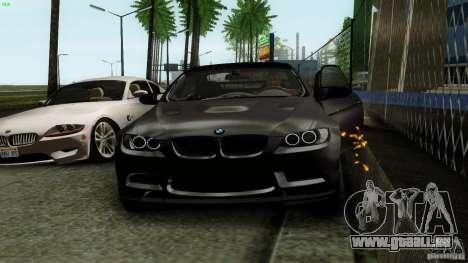 Overdose Effects v1.5 pour GTA San Andreas troisième écran