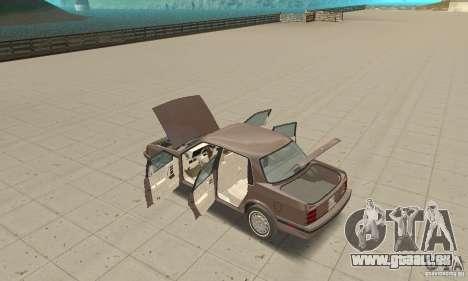 Oldsmobile Cutlass Ciera 1993 für GTA San Andreas Seitenansicht