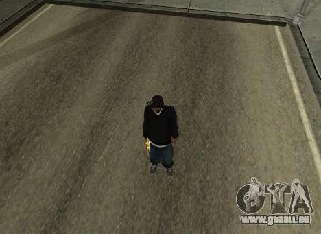 Ice Cube pour GTA San Andreas troisième écran