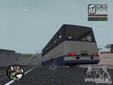 Ikarus 260.27 für GTA San Andreas rechten Ansicht