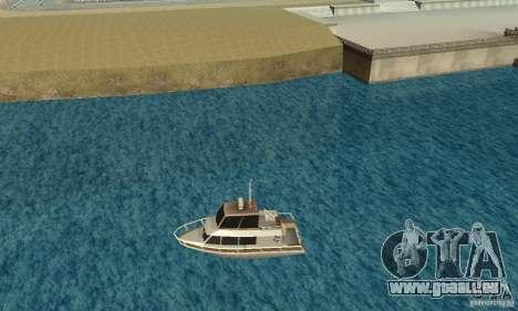 GTA VC Tropical View pour GTA San Andreas laissé vue