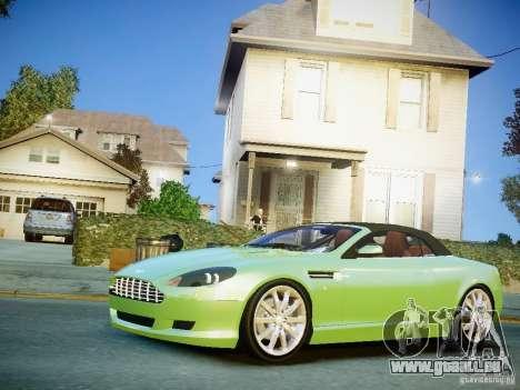 Aston Martin DB9 Volante v2.0 pour GTA 4