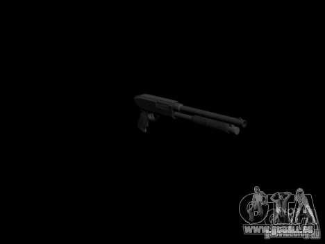 Armes de GTA 4 pour GTA San Andreas quatrième écran
