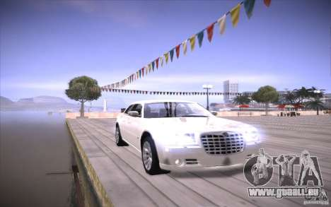 Meine Einstellungen ENB v2 für GTA San Andreas sechsten Screenshot