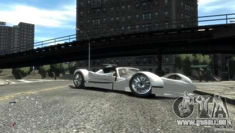 Ibis Formula GT für GTA 4 rechte Ansicht