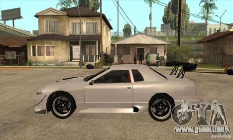 Nissan Silvia S15 + Elegy pour GTA San Andreas laissé vue