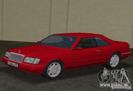 Mercedes-Benz E 320 (C124) für GTA Vice City