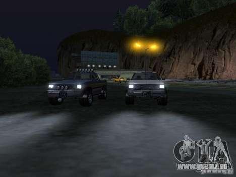 Éleveur de GTA 4 pour GTA San Andreas vue intérieure