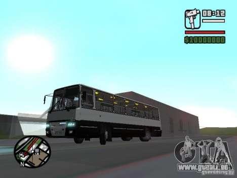 Ikarus 260.06 pour GTA San Andreas